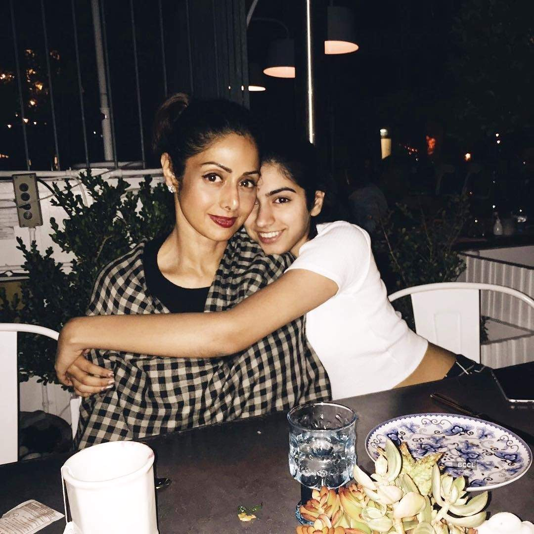 Sridevi's death anniversary: Janhvi Kapoor remembers mother with a heart touching photo