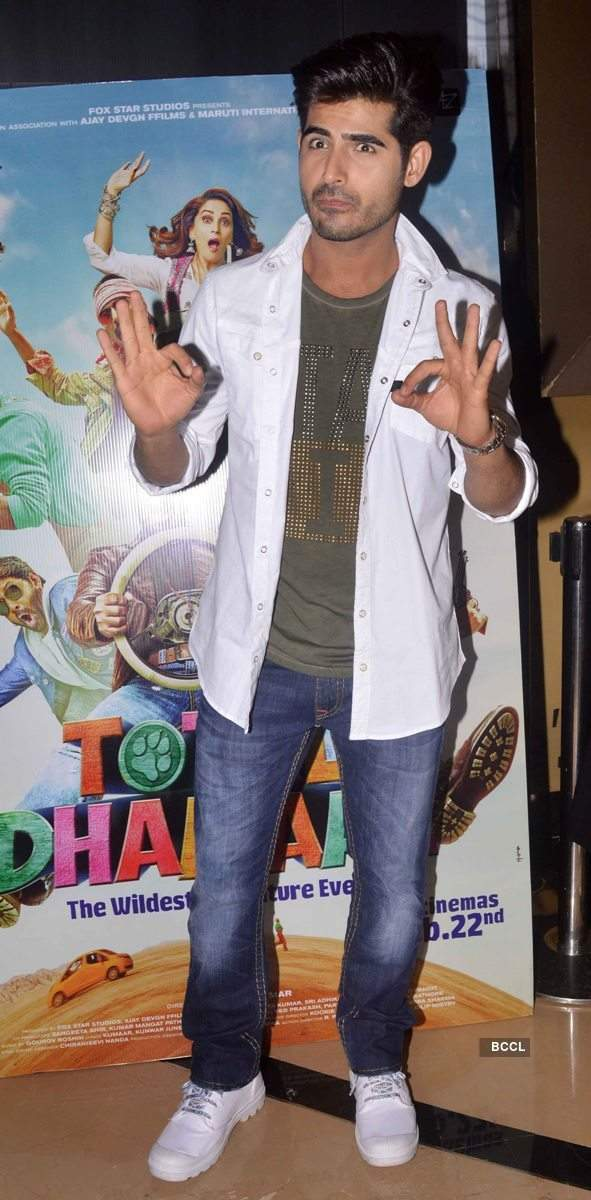Total Dhamaal: Screening