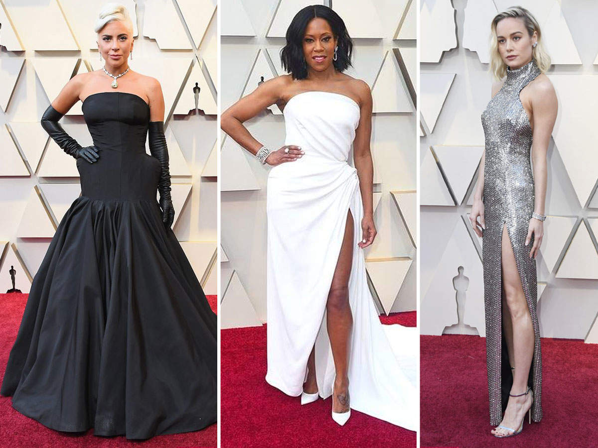 Oscars 2019: Hollywood stars stun on the red carpet of the 91st