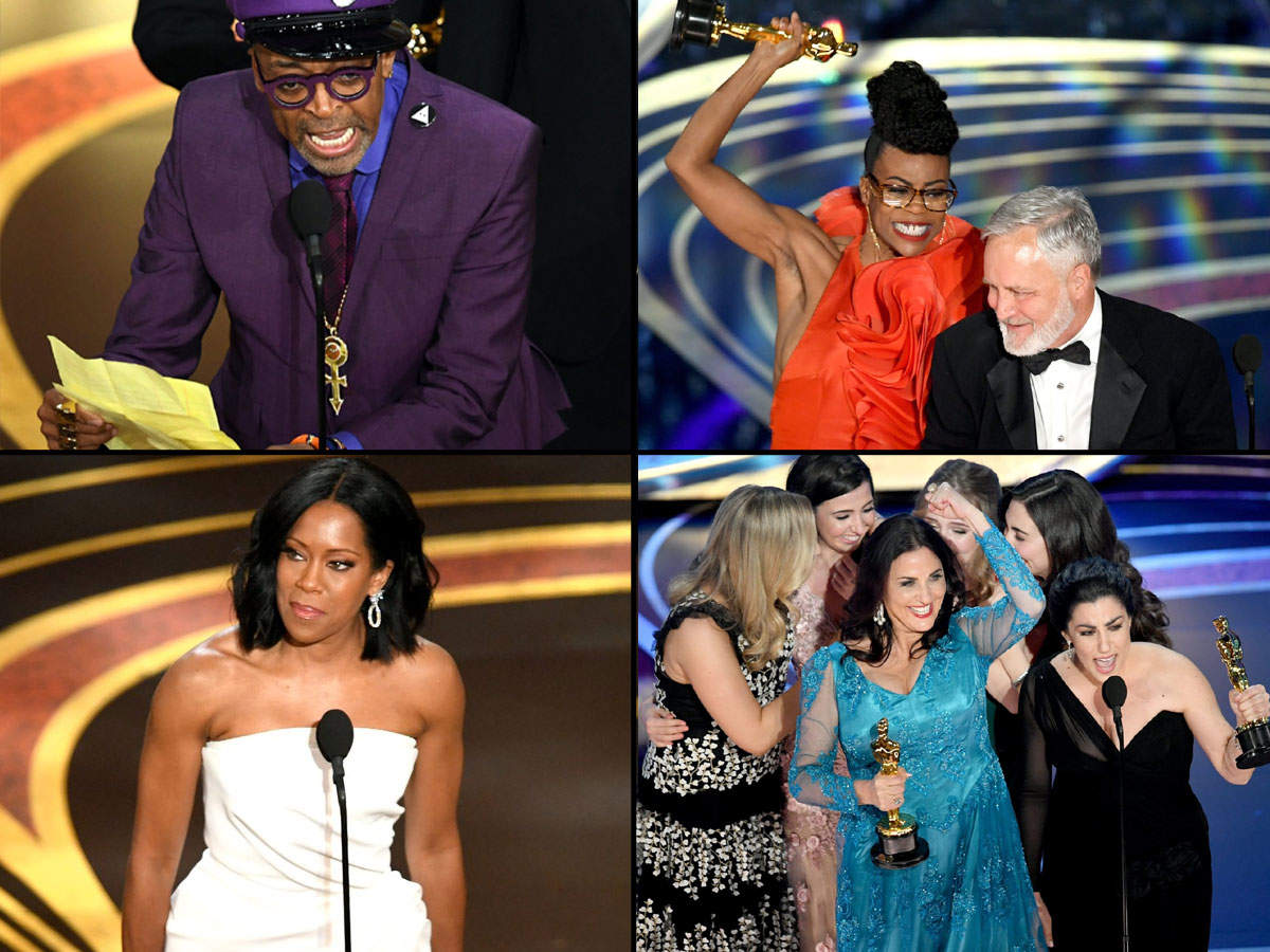 Oscars 2019: Best speeches from the 91st Annual Academy