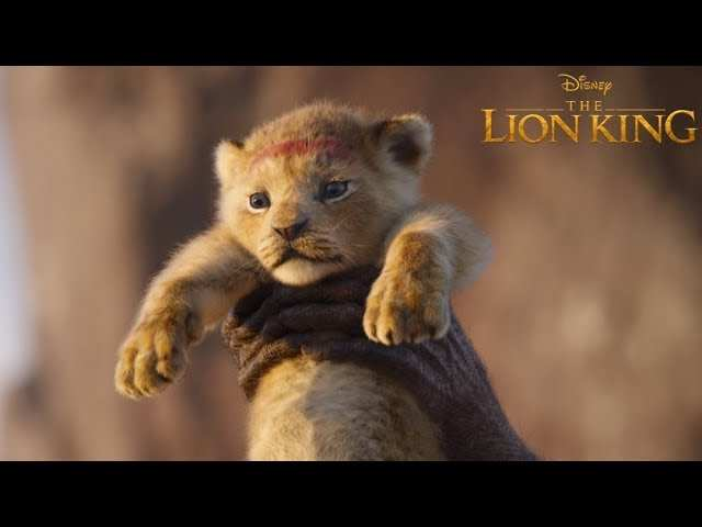 The Lion King - Official Teaser