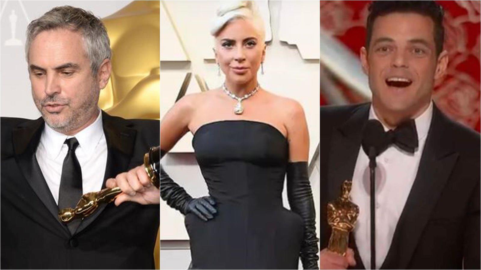 Oscars 2019: Rami Malek takes home Best Actor award, 'Green Book' bags Best Film
