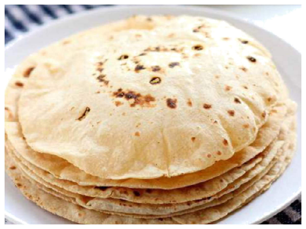 How many chapatis should i eat in a day to lose weight