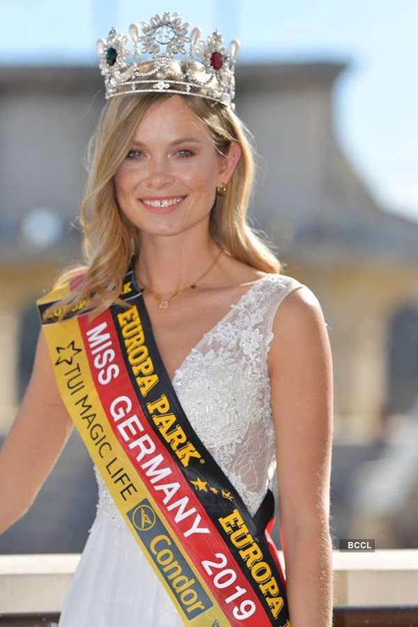 Police woman wins Miss Germany crown - BeautyPageants