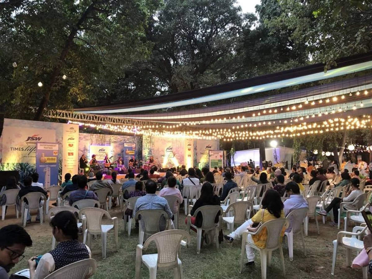 Here are 10 reasons why you must attend a literature festival - Times of India