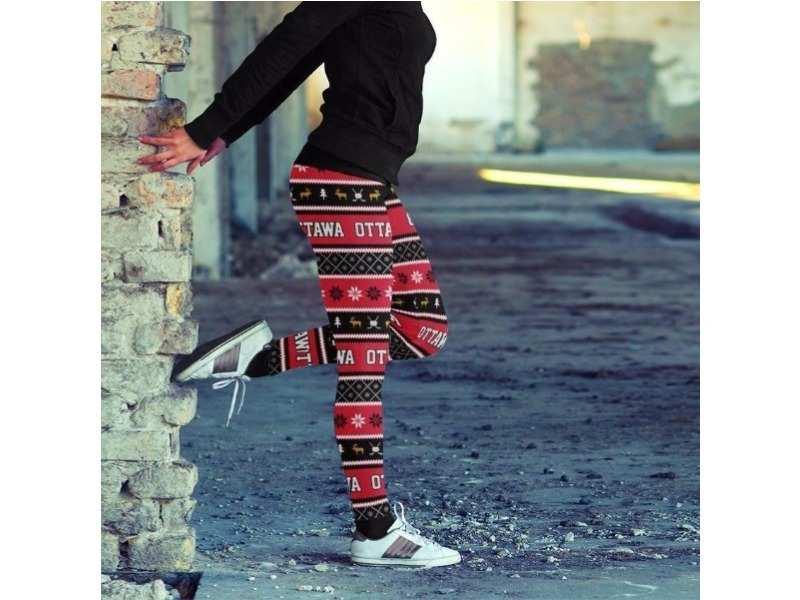 Don't opt for OTT leggings