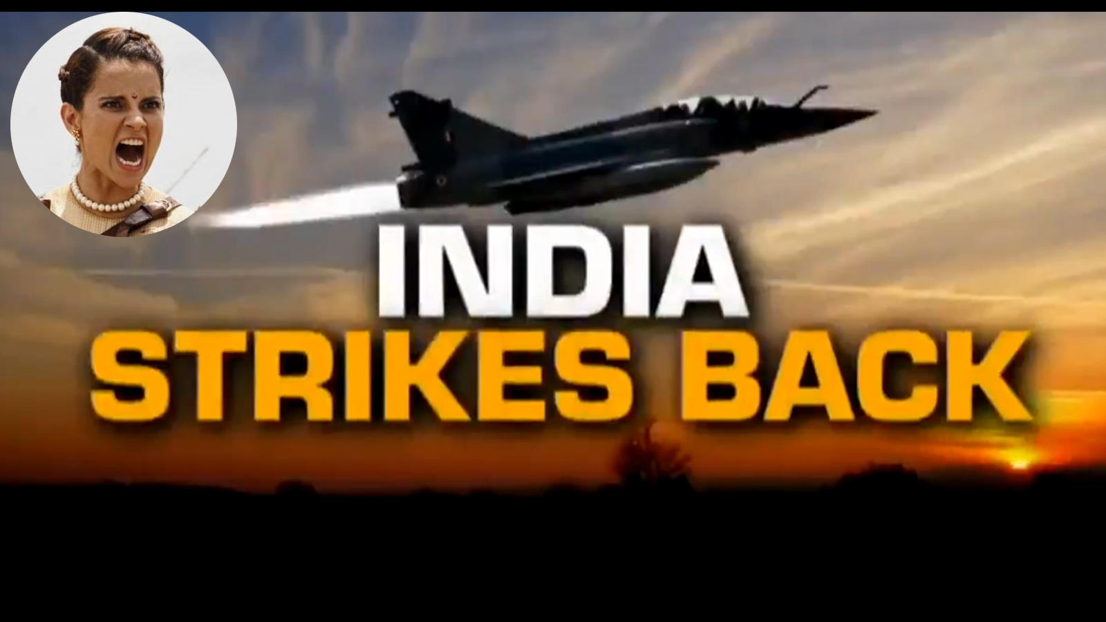 Air strikes in Pakistan: Kangana Ranaut lauds IAF for striking back like true heroes