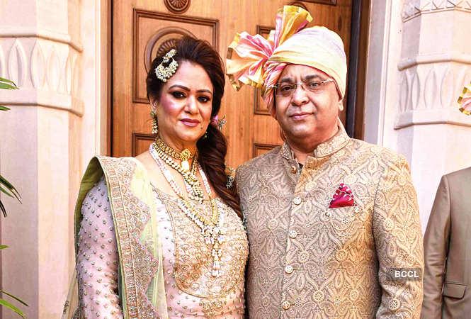 Ladke Wale: Ajjay Mehrra and Sunita Mehra
