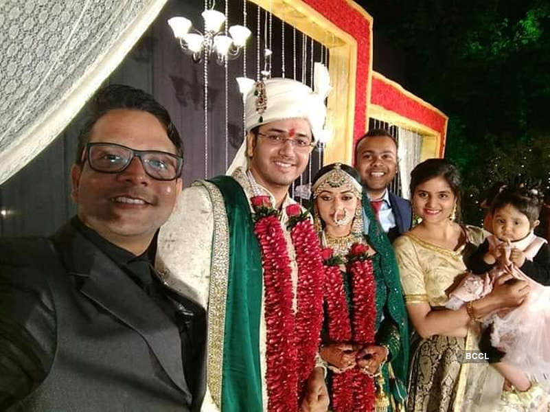 Sasural Simar Ka actress Kajol Srivastava gets married to beau Ankit Khare