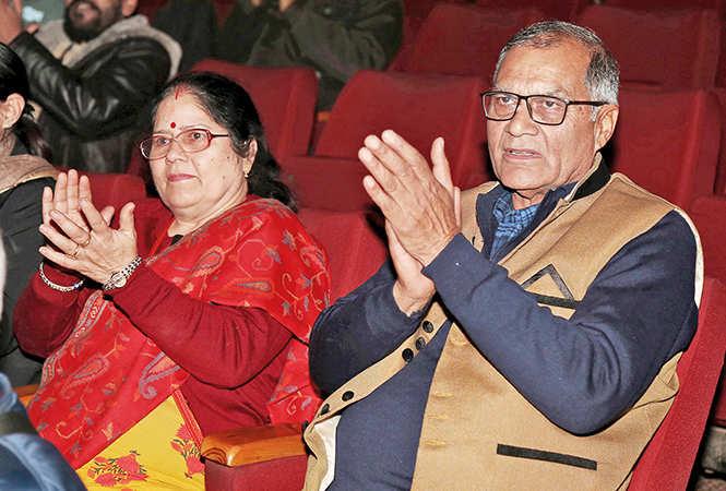 Prerna and Rajeev Joshi (BCCL/ Aditya Yadav)
