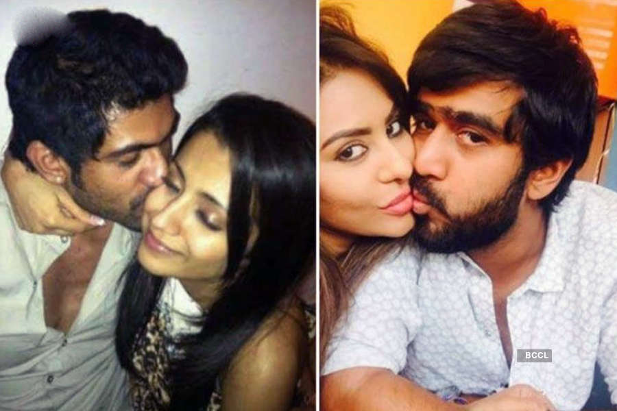 Sri Reddy again targets Abhiram Daggubati, shares intimate pictures