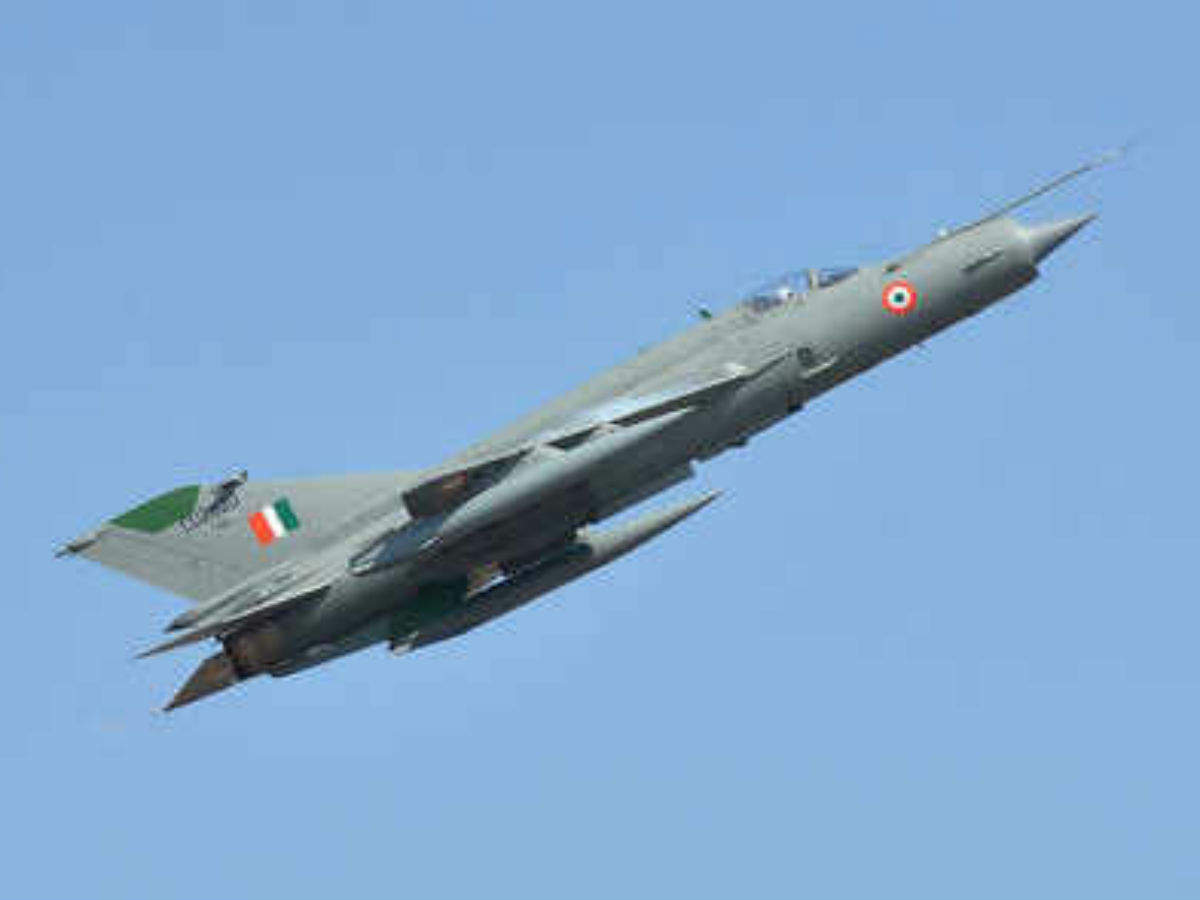 IAF latest news: Tension in the air: IAF, PAF lose a jet each