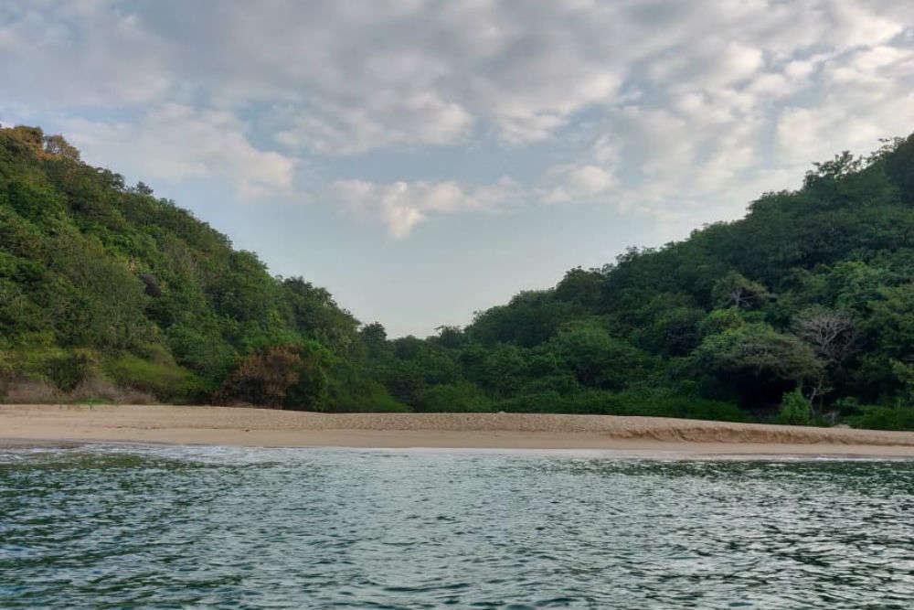 The Beach Bank Beach Sites Revealed