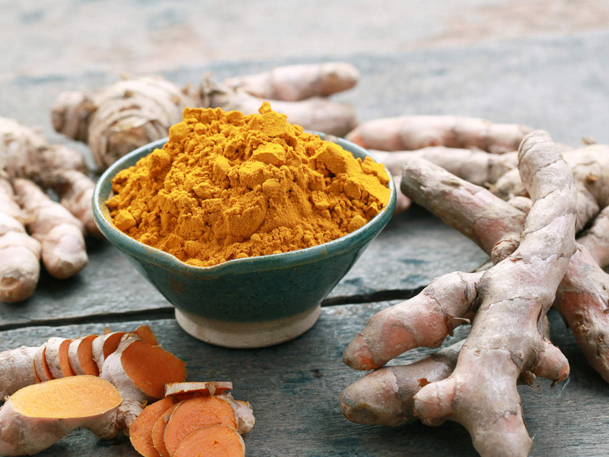 Here's why you must drink turmeric milk everyday! - Times of India
