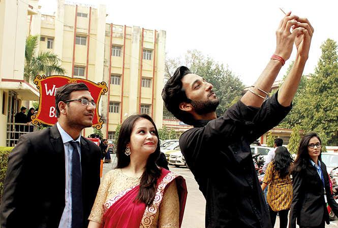 (L-R) Piyush, Aishwarya and Mayank (BCCL/ Arvind Kumar)