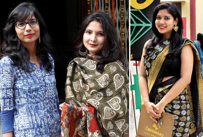(L) Shiny and Vandana (R) Aditi Singh (BCCL/ Arvind Kumar)