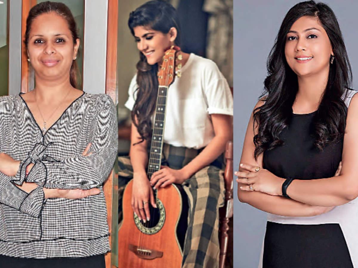 Shailja Mittal, Ananya Birla, Neha Kant