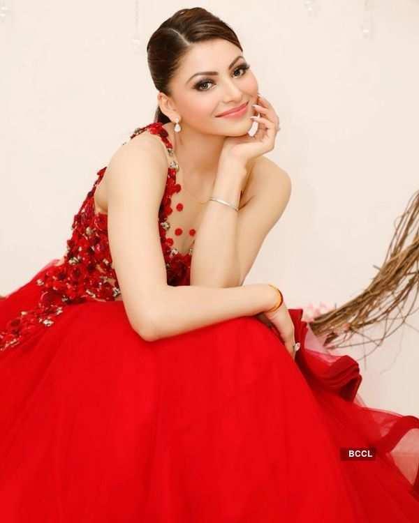 Urvashi Rautela's never seen before glamorous photoshoot