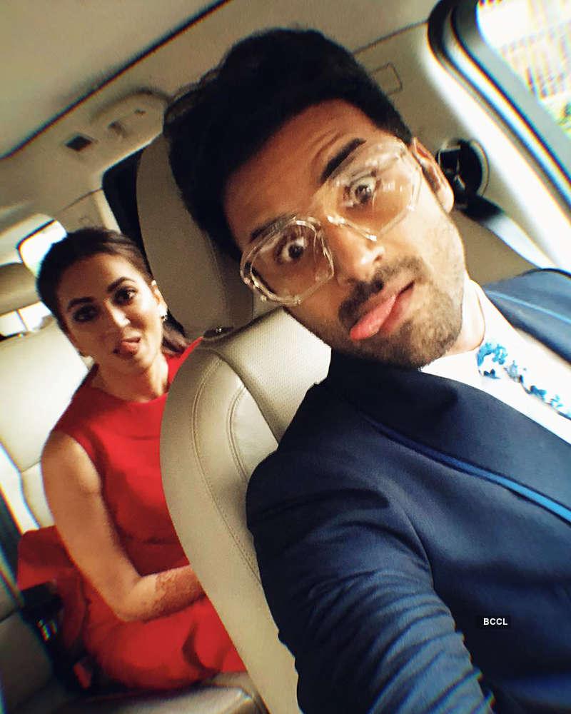 New pictures of Pulkit Samrat and rumoured ladylove Kriti Kharbanda spark dating rumours