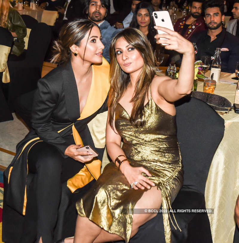Times Food and Nightlife Awards '19 - Mumbai: Candid pictures