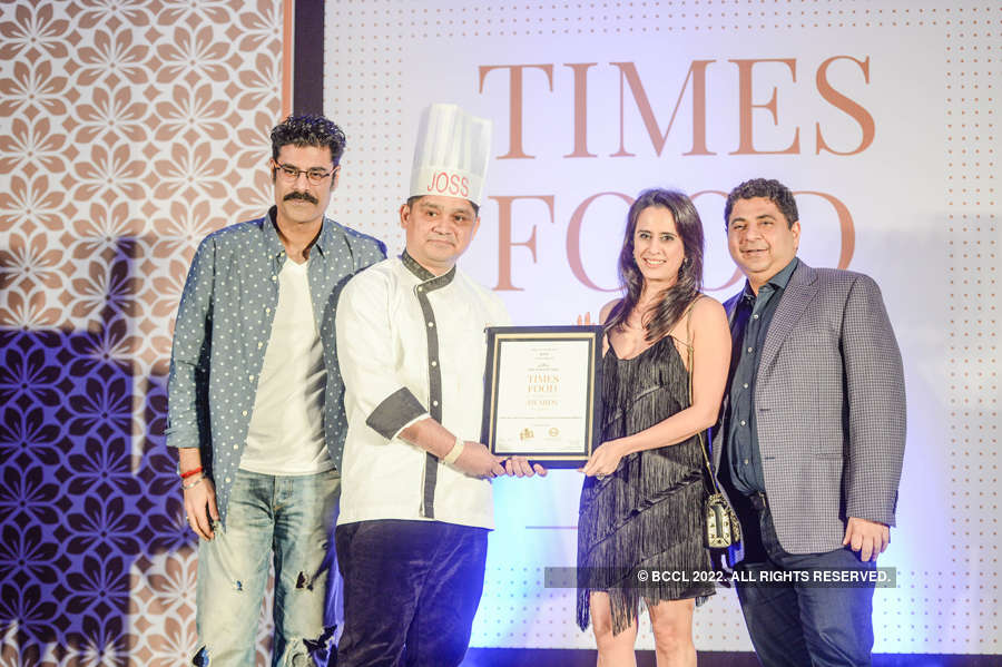 Times Food and Nightlife Awards '19 - Mumbai: Winners