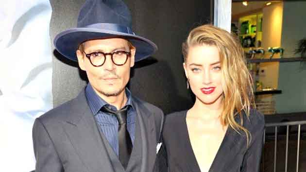 Johnny Depp reportedly files $50 million defamation suit against Amber Heard