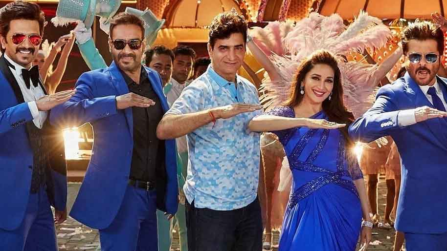 Madhuri Dixit debuts in 100 crore club with 'Total Dhamaal'