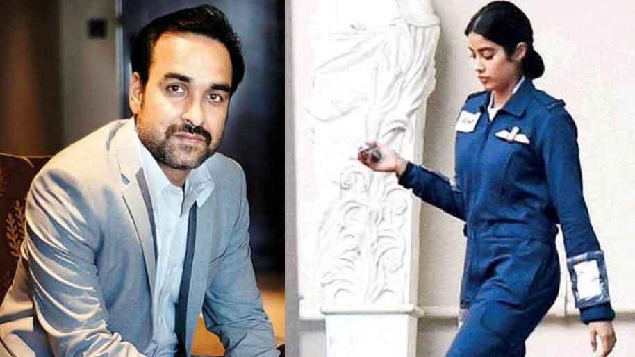 Pankaj Tripathi to play Janhvi Kapoor's father in IAF pilot Gunjan Saxena biopic