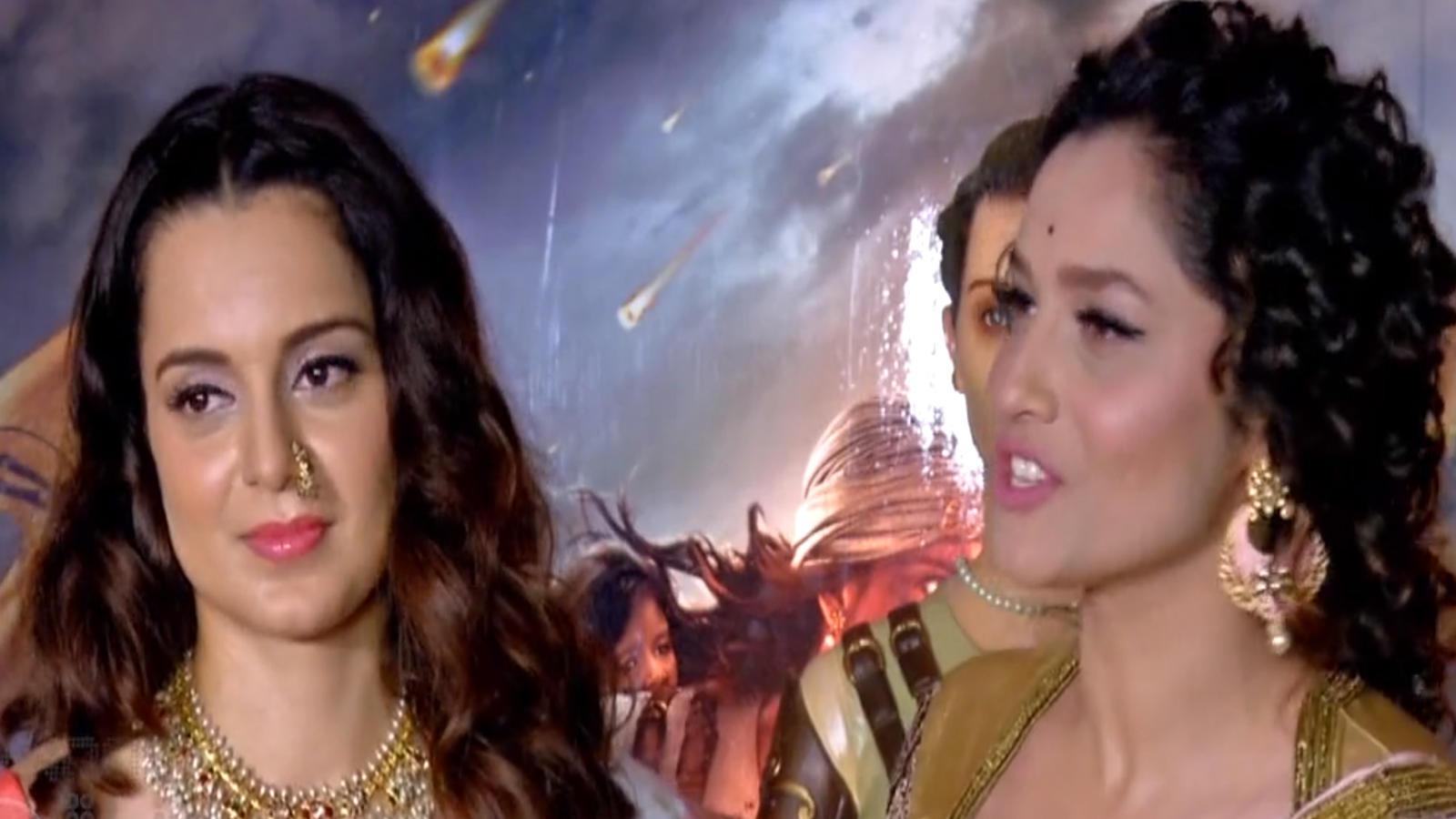 Ankita Lokhande deserved a better debut than 'Manikarnika': Kangana Ranaut
