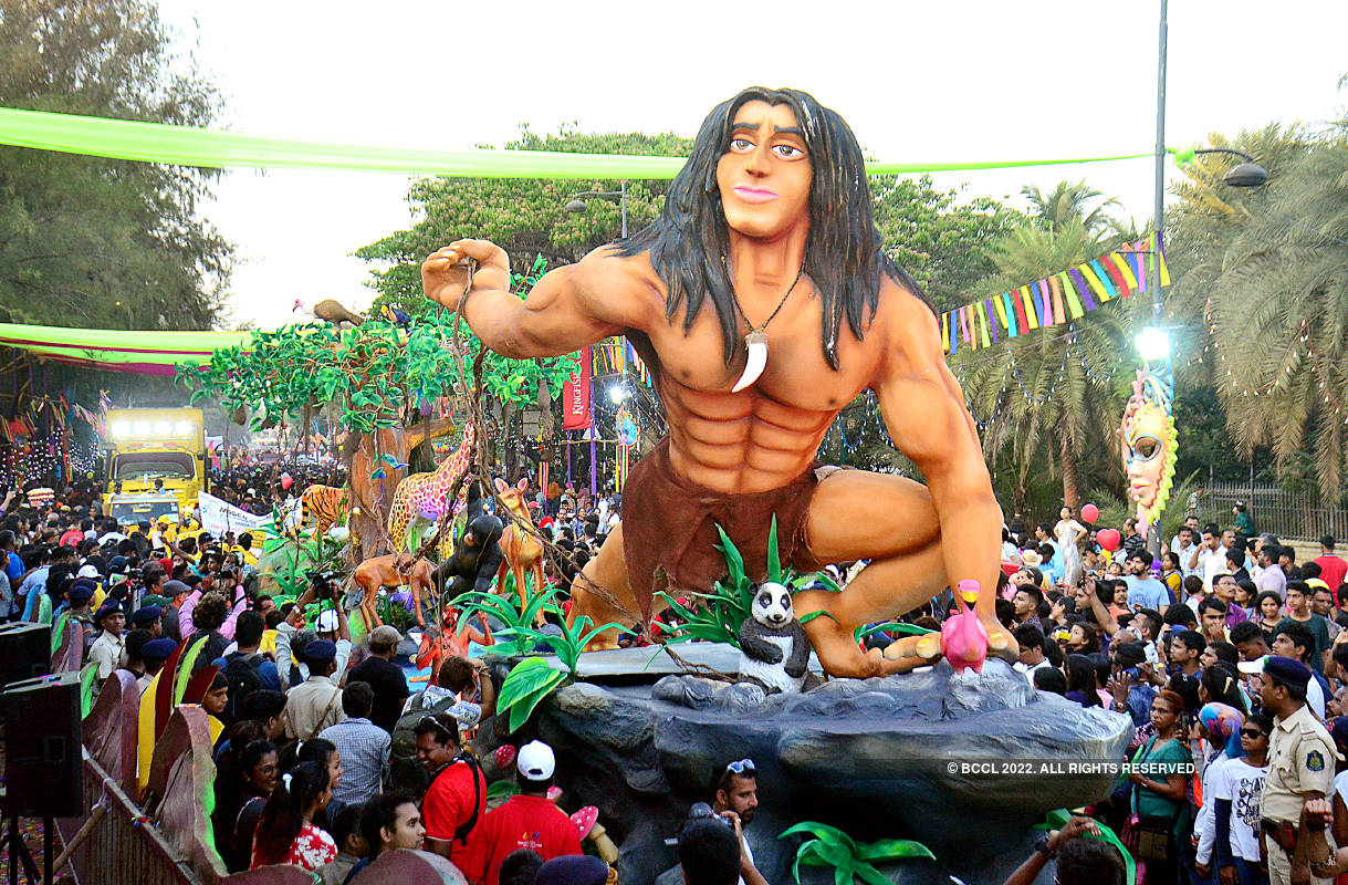 Goa Carnival 2019