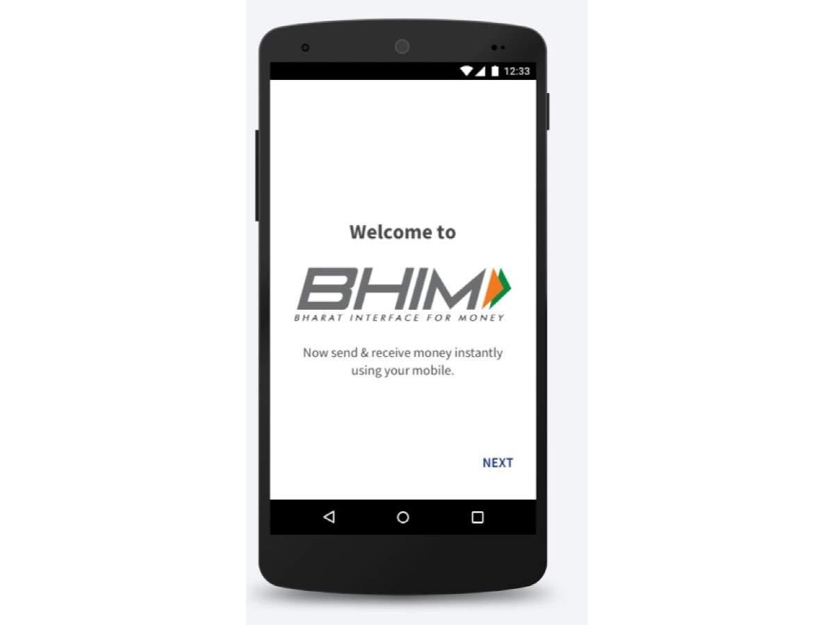 18001201740 — BHIM/UPI related complaints