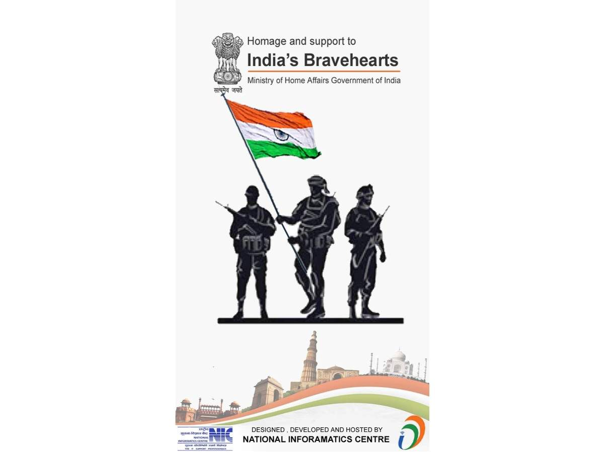 Bharat ke Veer: For contributing to families of Central Armed Police Forces' soldiers