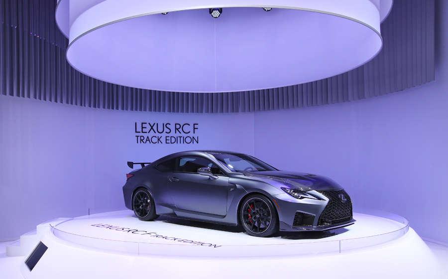 Spectacular cars unveiled at Geneva Auto Show