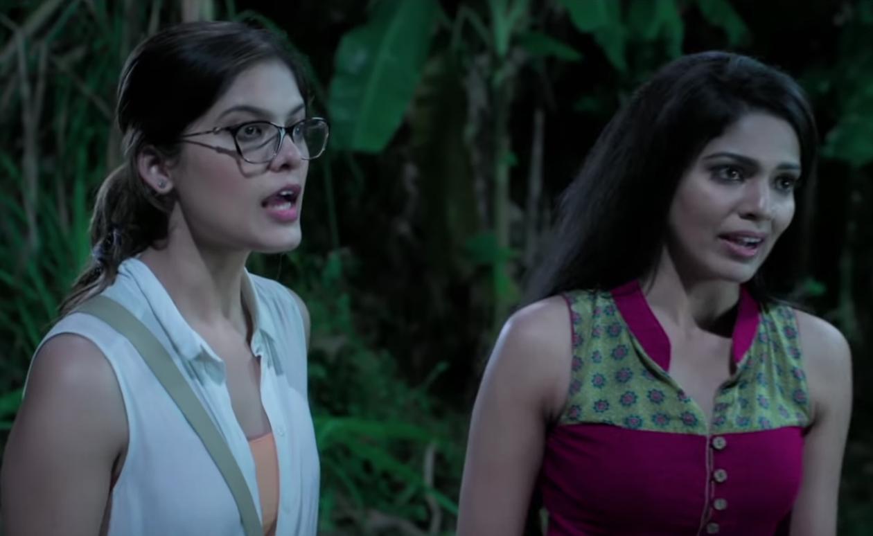 Junglee Trailer: Asha Bhat & Vidyut Jammwal