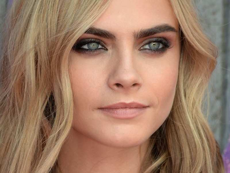 72e1fa0aa6 Ways to use natural makeup to do a smoky eye :::Misskyra