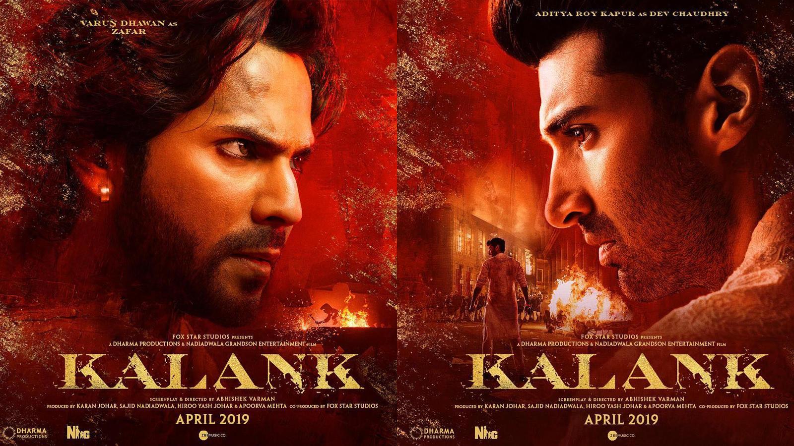 Karan Johar shares first glimpse of 'Kalank', remembers his father Yash Johar