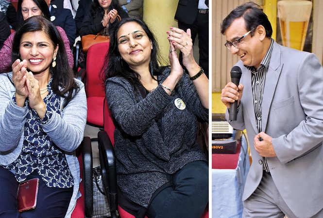 Shikha Talwar and Rupika Singh  (R) Siddhartha Bhutani (BCCL/  Vishnu Jaiswal)