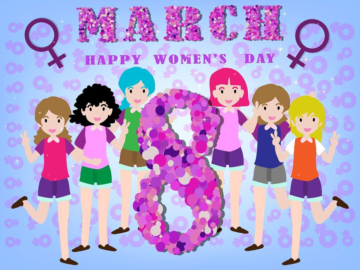 Happy Women S Day Images Wishes Greeting Cards Messages Status