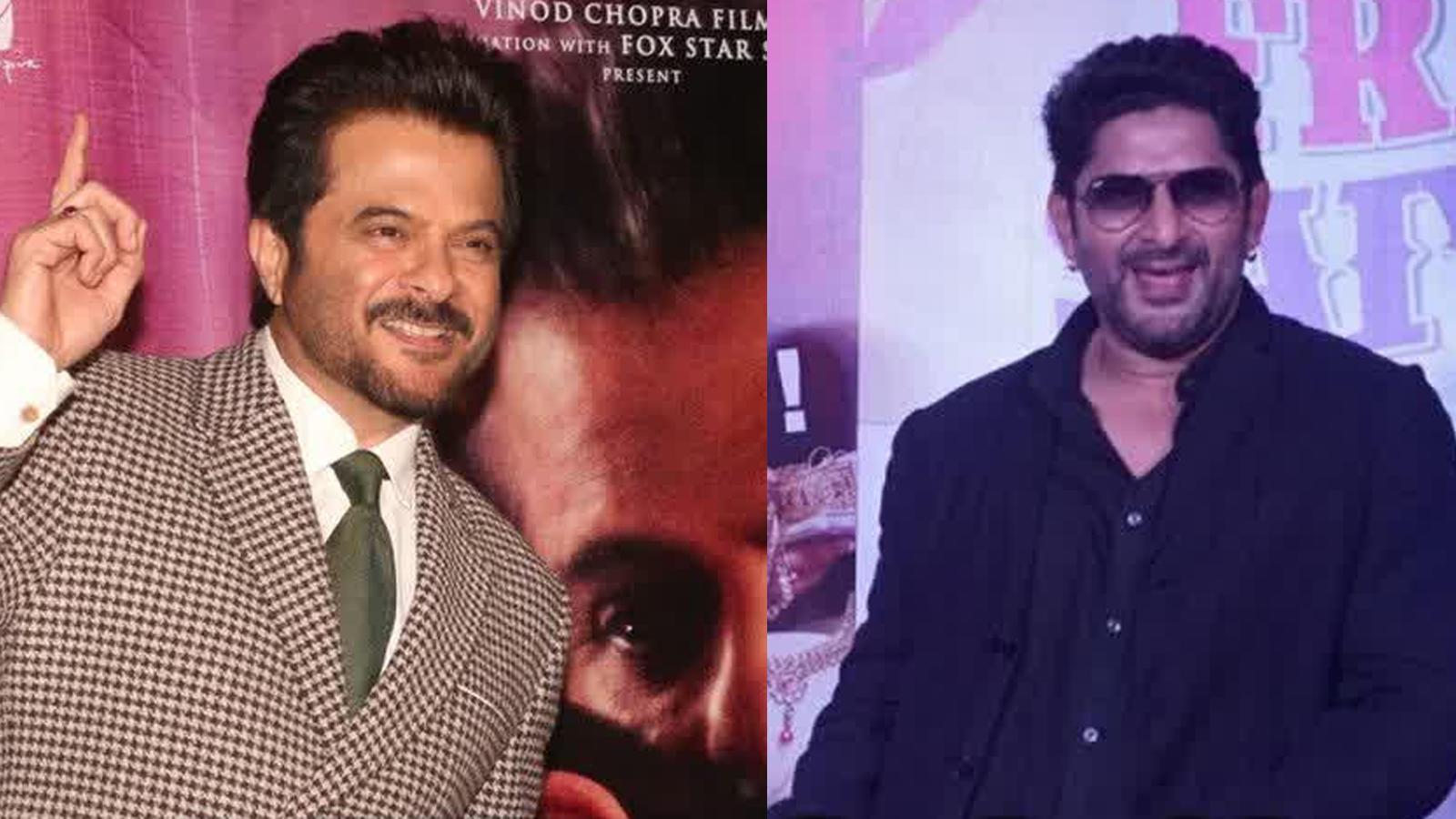 Anil Kapoor reveals Arshad Warsi is integral part of 'Pagalpanti'