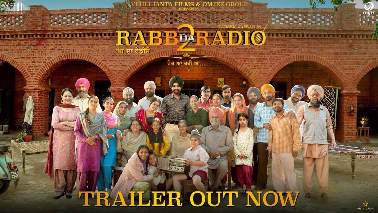 Rabb Da Radio 2 - Official Trailer