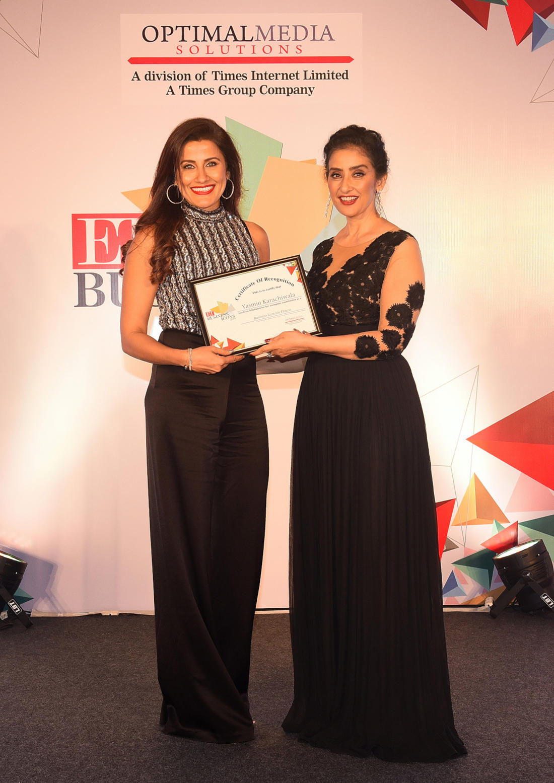 ET Business Icons felicitates top honchos of various avenues of the business world