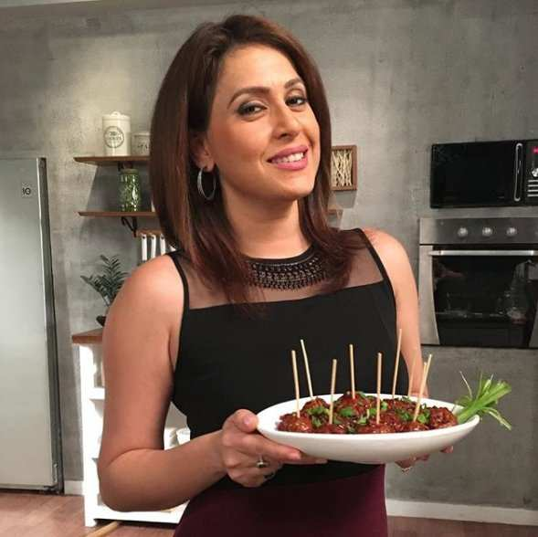 Chef Amrita Raichand