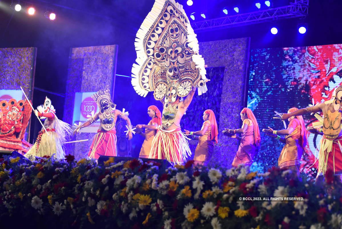 Artistes leave the audience spellbound at 'Samabhavana'