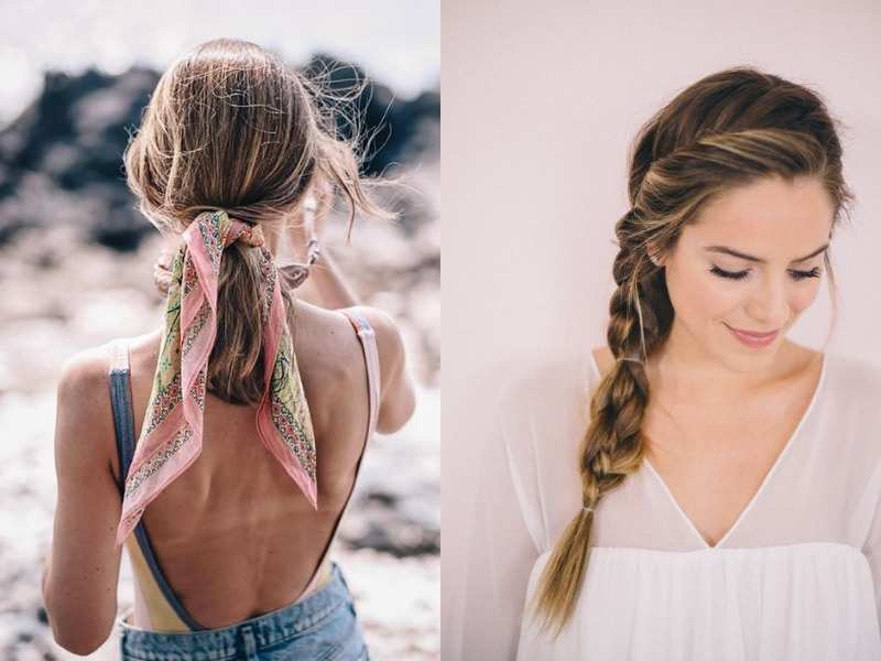 Cool summer hairstyles you can recreate :::MissKyra