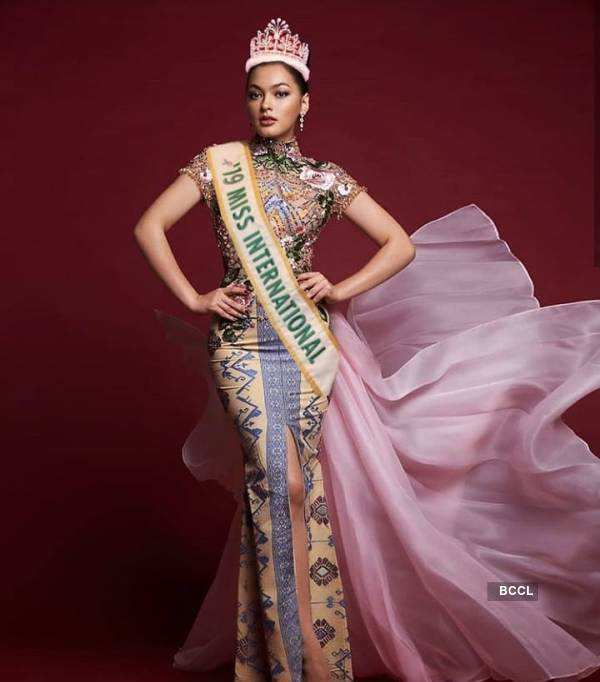 Jolene Cholock crowned Miss International Indonesia 2019
