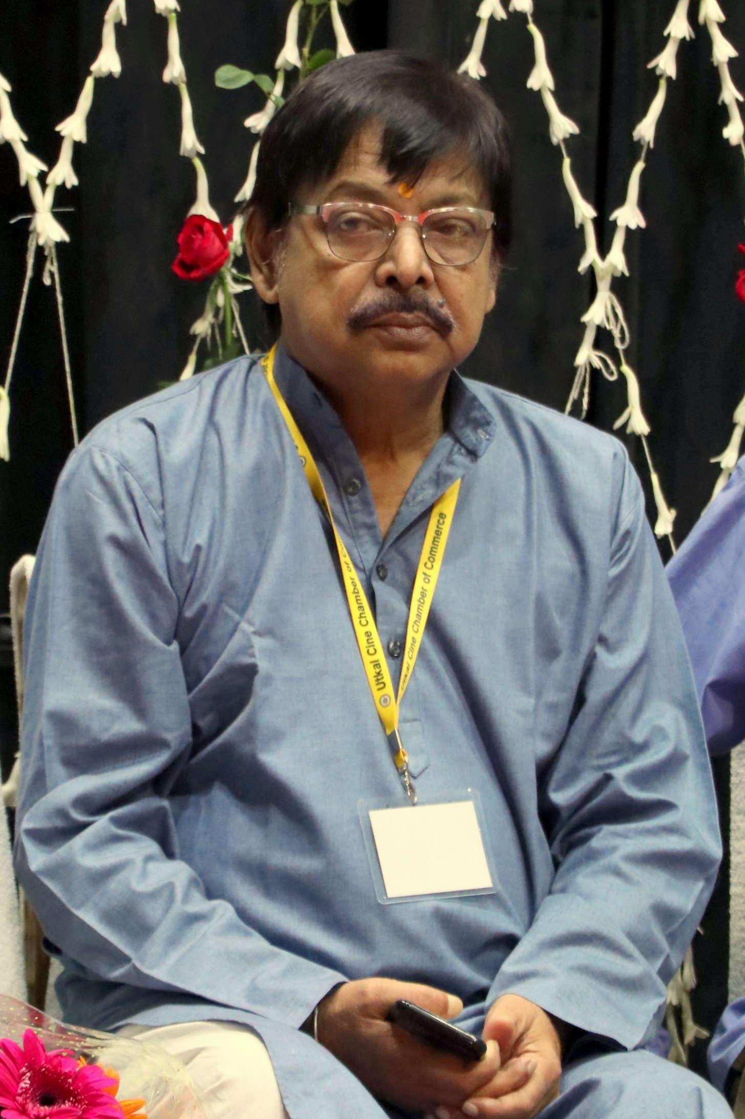 MIHIR DAS, veteran actor