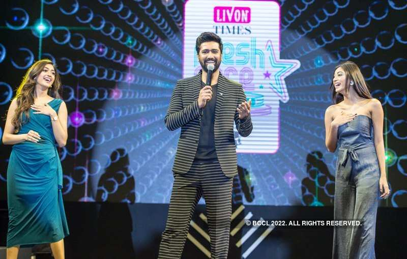 When Vicky Kaushal met Miss Indias