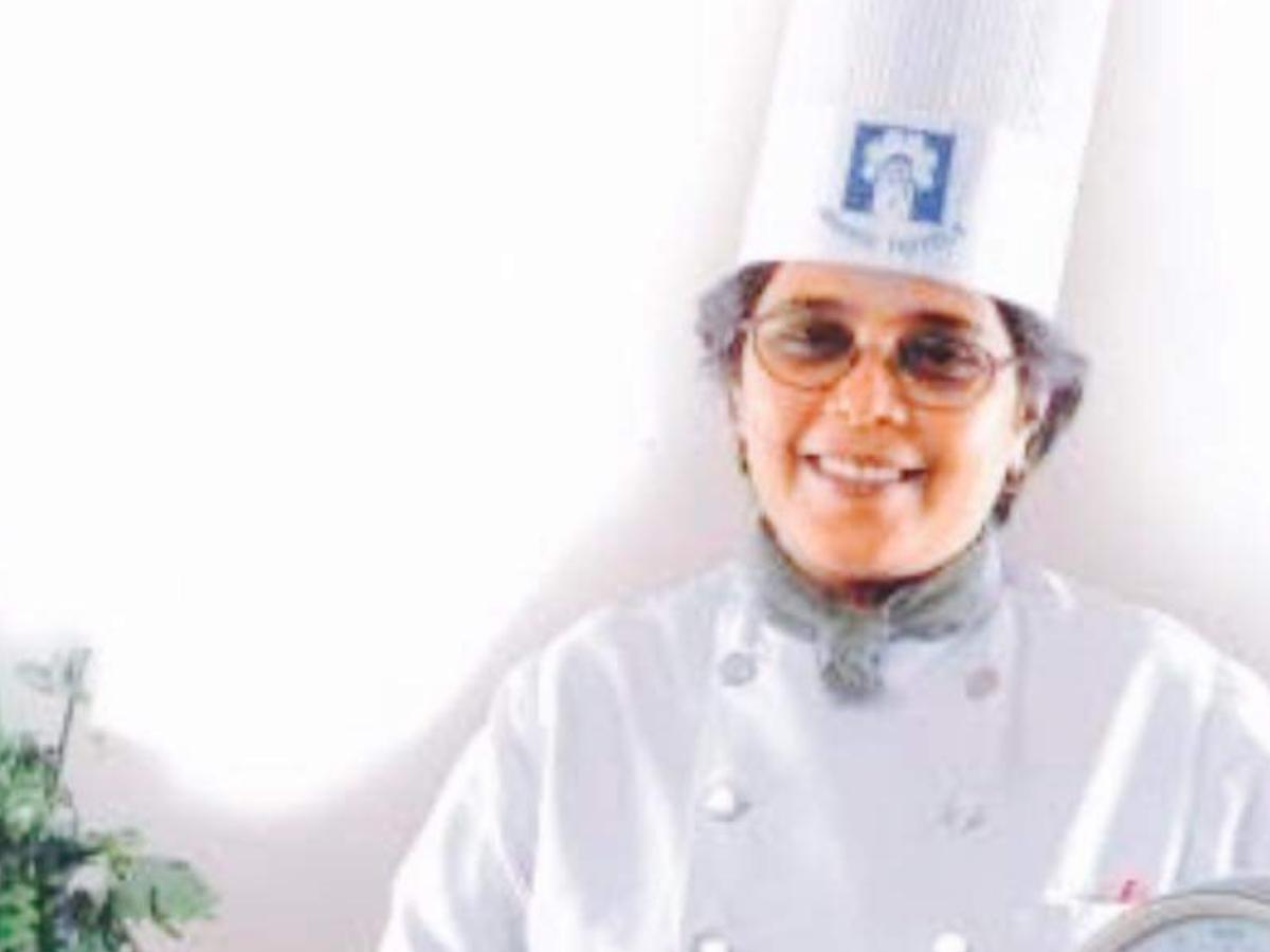 Chef Nita Nagaraj