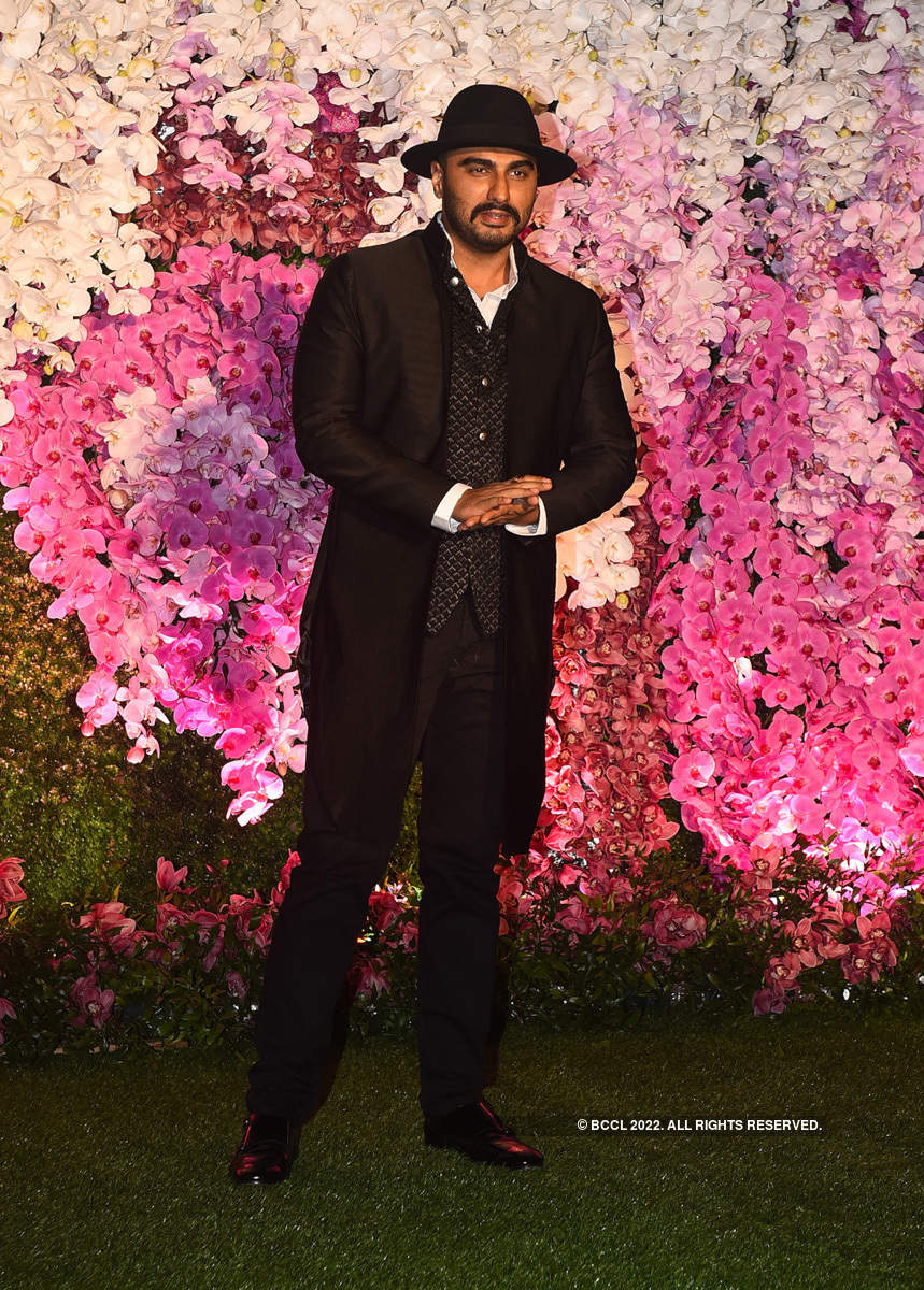 Stylish celebs at Akash Ambani and Shloka Mehta's Wedding party