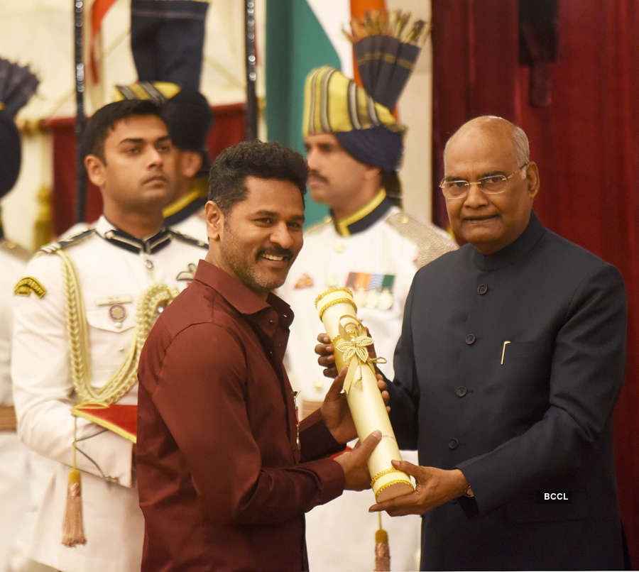 President Ram Nath Kovind confers Padma Awards